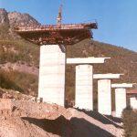 Pile in costruzione - Costruzione delle pile con casseri mobili